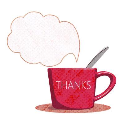 おしゃれなイラストが無料イラストカップillustcup コーヒーカップ
